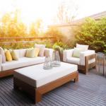 mobilier de jardin indispensable salon de jardin