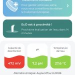test iopool eco start application