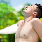 hydrater peau grasse en ete