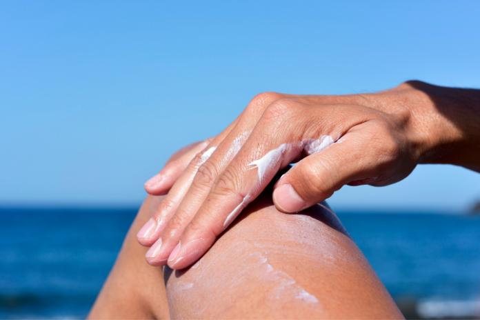 proteger peau coup de soleil hydratation