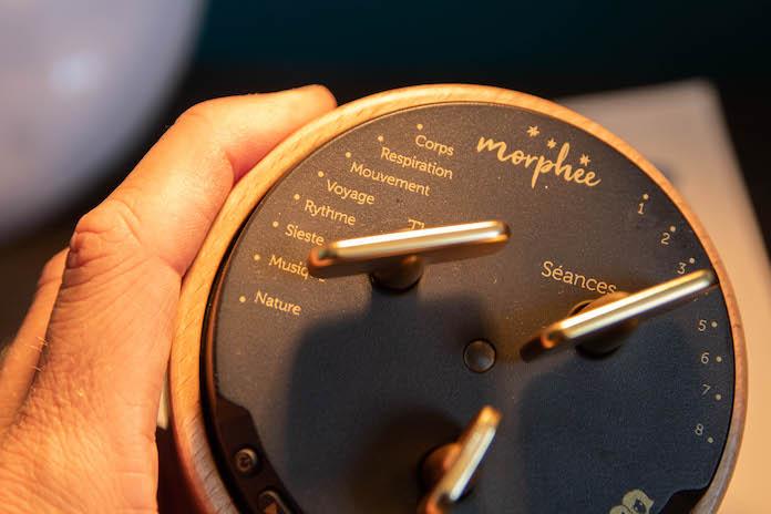 morphee box test avis theme meditation