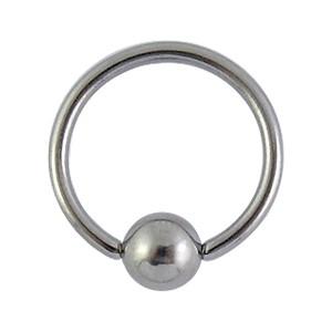 piercing homme labret anneau