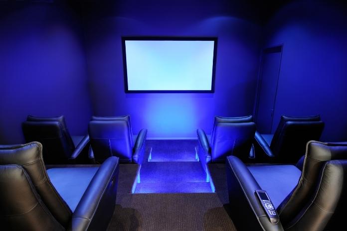 fauteuil cinema a la maison