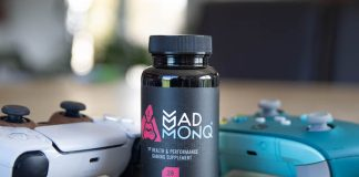 test avis madmonq complement alimentaire gaming gamer